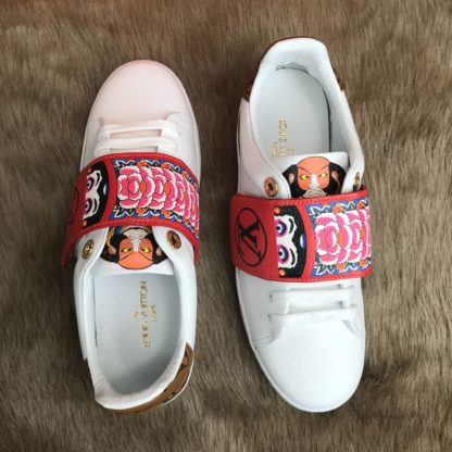 louis vuitton Spor Ayakkabi kyoto sneaker
