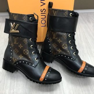 louis vuitton bot bot monogram turuncu