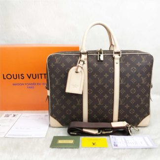 louis vuitton canta Porte V laptop cantasi 41x31x7