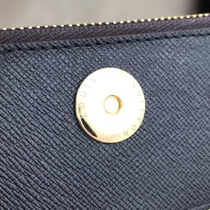 louis vuitton cuzdan Adele mini siyah 15x10