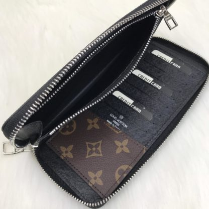 louis vuitton cuzdan Zippy vertical 20x10