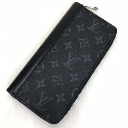 louis vuitton cuzdan Zippy vertical siyah 20x10