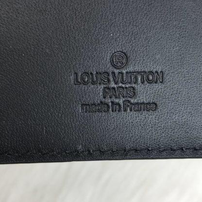 louis vuitton cuzdan erkek Brazza infini siyah 19x10cm