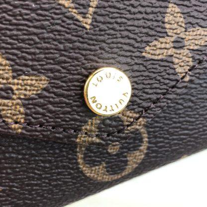 louis vuitton cuzdan jeanne kartlik monogram pembe 20x12