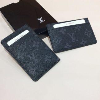 louis vuitton kartlik monogram siyah 11x7cm