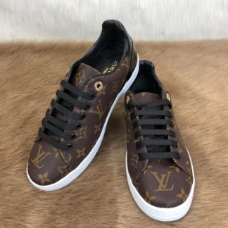 louis vuitton sneakers frontrow monogram