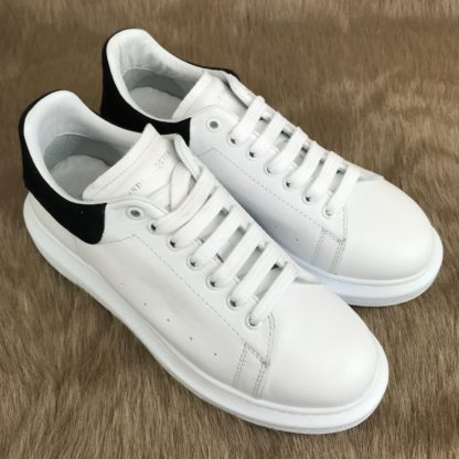 Alexander McQueen Spor Ayakkabi Beyaz Sneaker
