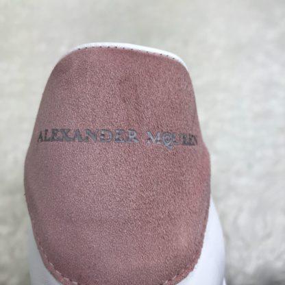 Alexander McQueen Spor Ayakkabi Pembe Sneaker