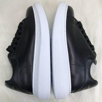 Alexander McQueen Spor Ayakkabi Siyah Sneaker
