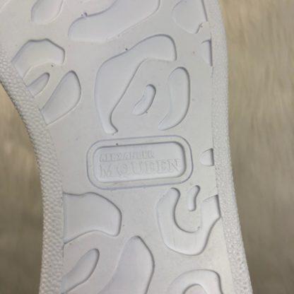 Alexander McQueen Spor Ayakkabi Sneaker