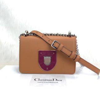 Christian Dior canta Diorama Club taba 18x12