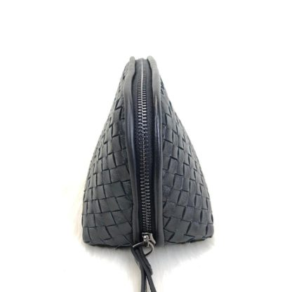 Christian Dior canta intrecciato portfoy siyah 20x15