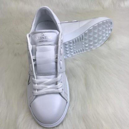 Valentino Spor Ayakkabi unisex sneaker VLTN beyaz