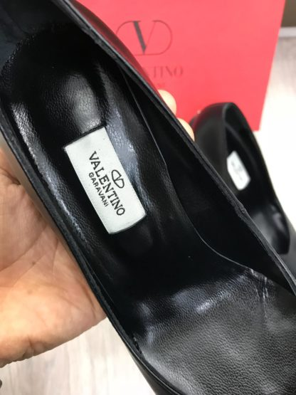 Valentino ayakkabi stiletto topuklu ayakkabi zimbali