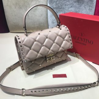 Valentino canta candy stud pudra pembe 27x22