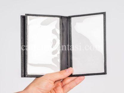 armani pasaportluk giorgio siyah unisex