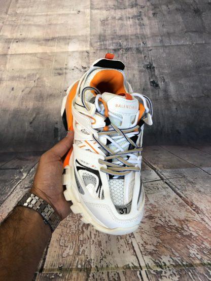 balenciaga spor ayakkabi beyaz gold kaliteli ithal garantili