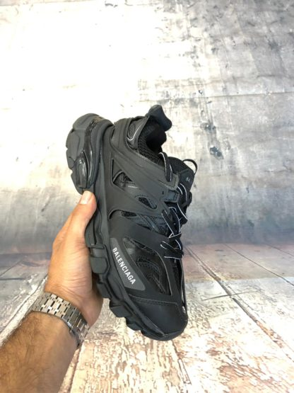 balenciaga spor ayakkabi siyah kaliteli ithal garantili