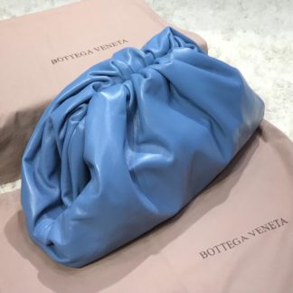 bottega veneta canta pouch duz mavi 35x20