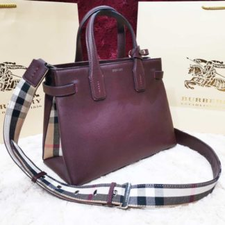 burberry canta bordo suni deri