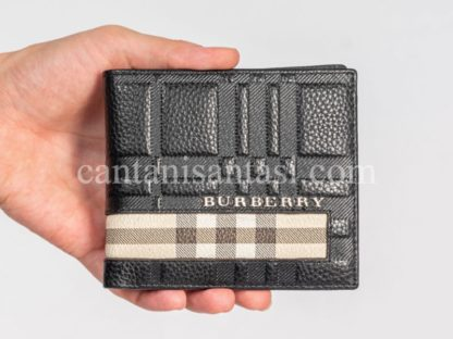 burberry cuzdan erkek siyah