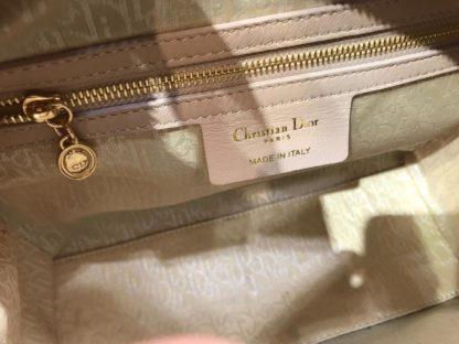 christian dior canta lady pudra ortaboy 24x20