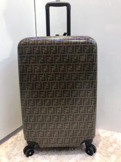 fendi valiz tekerlikli kabin boy