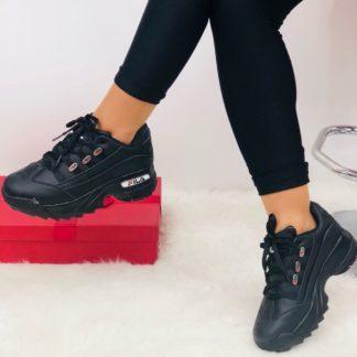 Fila Spor Ayakkabi siyah yeni