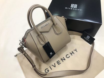 givenchy canta suni deri mini boy capraz askili vizon