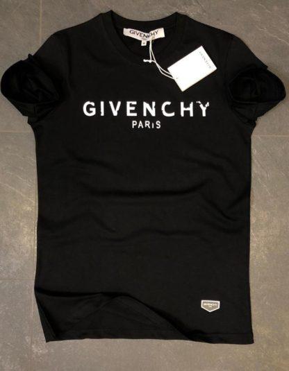 givenchy tshirt unisex siyah