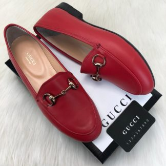 gucci Ayakkabi loafer kosele kutulu