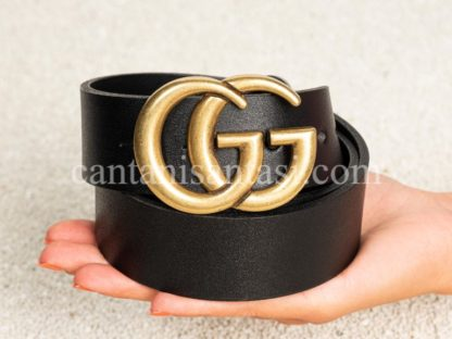 gucci kemer unisex classic gold antik toka 4cm