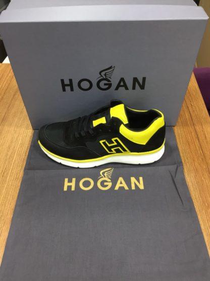 Hogan Ayakkabi sari siyah yeni