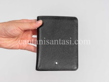 mont blanc pasaport kilifi siyah unisex