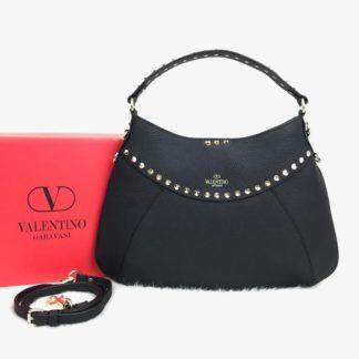 valentino canta twinkle siyah 40x25