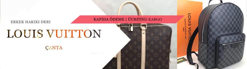 louis vuitton canta erkek sirt cantasi