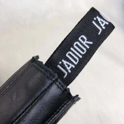 christian dior ayakkabi Star Ankle bot siyah topuk 6 cm
