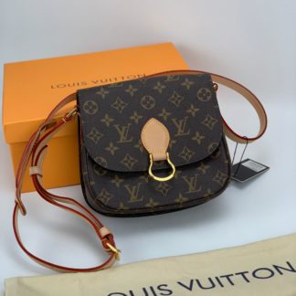 louis vuitton canta saint cloud monogram mini boy 20x20cm