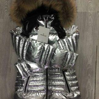 moncler mont silver bel duz kapuson