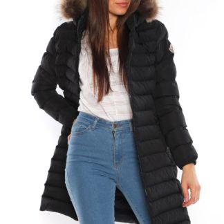 moncler mont uzun mat siyah renk