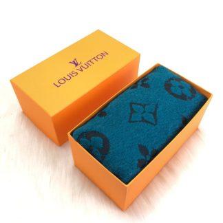 louis vuitton atki logomania yun mavi ithal 180x33