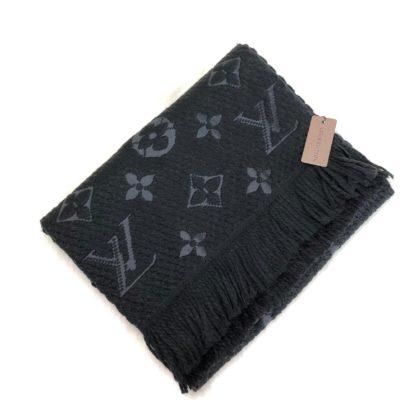 louis vuitton atki logomania yun siyah ithal 180x33