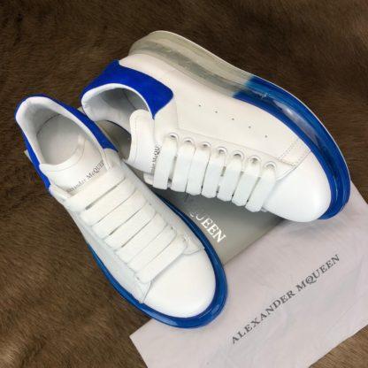 alexander mcqueen ayakkabi clear sole mavi