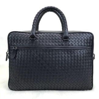 bottega vanetta canta briefcase laptop portatif 38x27x7 cm