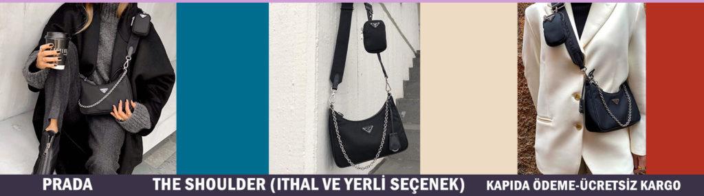 çanta nişantaşı re edition shoulder