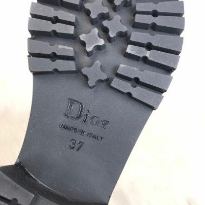 christian dior ayakkabi oblique bot
