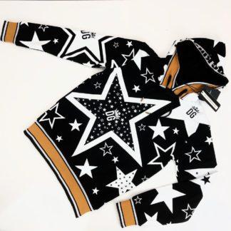 dolce gabbana sweatshirt the king hoodie kapsonlu siyah