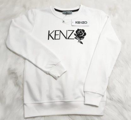 kenzo sweatshirt beyaz QR code