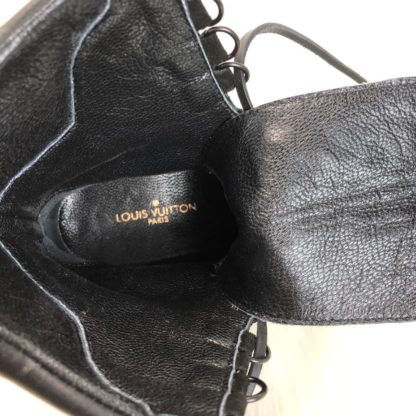 louis vuitton ayakkabi Laureate leopar