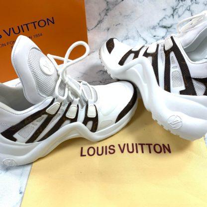 louis vuitton ayakkabi archlight sneaker